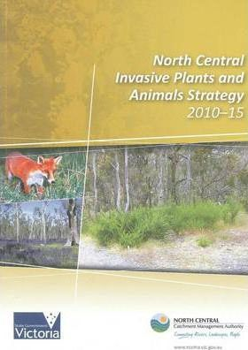 North Central Invasive Plants and Animal Strategy