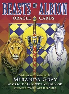 Beasts of Albion Oracle Cards