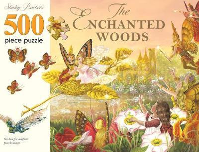 The Enchanted Woods 500 piece puzzle