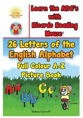 Learn the ABC's with Ricardo Reading Mouse(R)