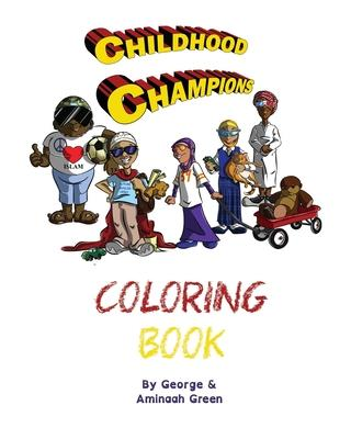 Childhood Champions Coloring Book