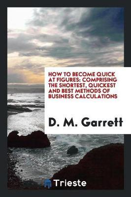 How to Become Quick at Figures