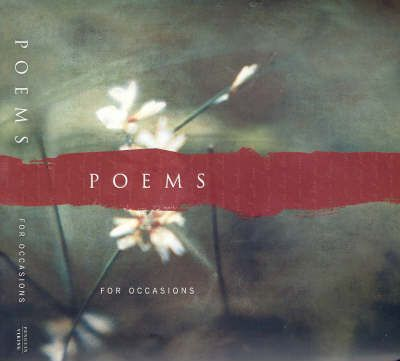 Poems for Occasions