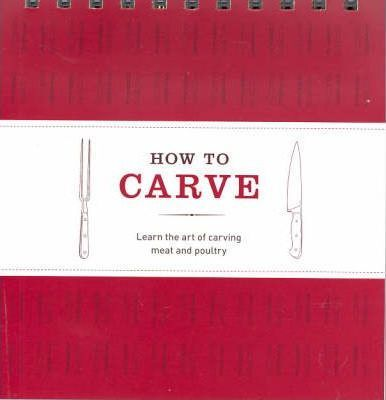 How to Carve