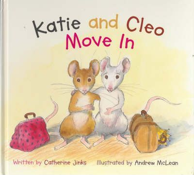 Katie & Cleo Move in