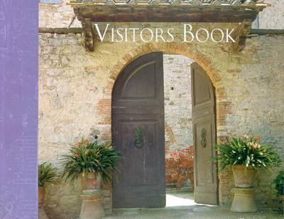 Tuscan Visitors Book