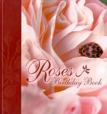 Roses Birthday Book