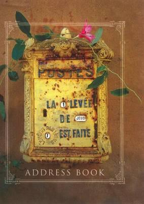 Images of France Address Book