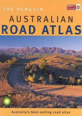 Penguin Australian Road Atlas