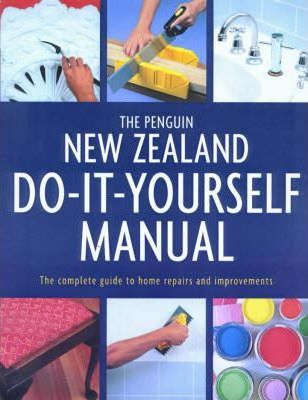 The Penguin New Zealand do-IT-Yourself Manual