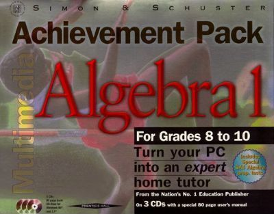 S&s Multimedia Algebra Achievement Pack Win
