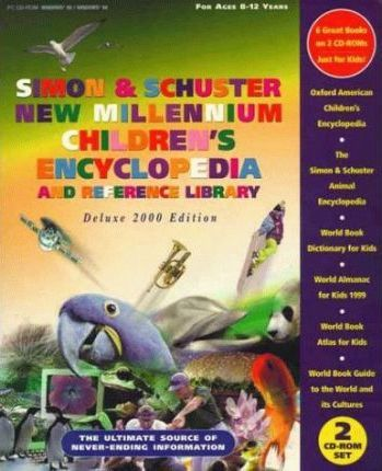 New Millenium Children's Encyclopedia and Reference Library