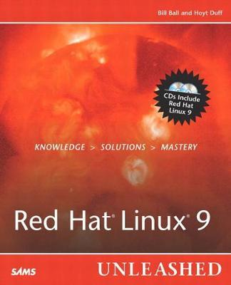Red Hat Linux 9 Unleashed : Bill Ball : 9780672325885