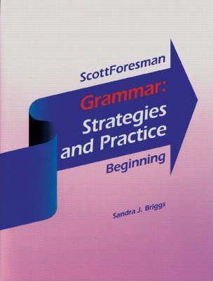 Grammar: Strategies and Practice, Beginning Without Answer Key