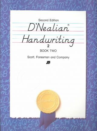 D'Nealian Handwriting, Book 2/Grade 2