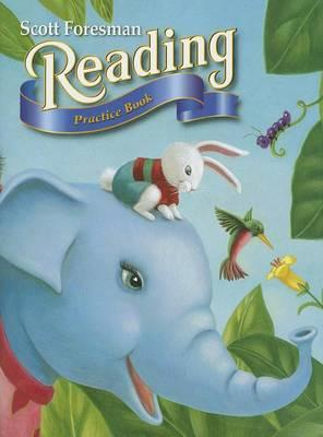 Reading 2000 Practice Book with Selection Tests Grade 1.2