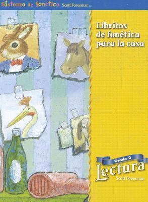 Reading 2000 Spanish Phonics Take-Home Readers Grade 2