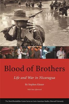 Astrosadventuresbookclub.com Blood of Brothers : Life and War in Nicaragua Image