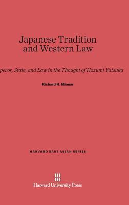 Japanese Tradition and Western Law