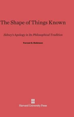 The Shape of Things Known