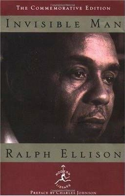 "invisible man ralphy waldo ellison Ralph ellison biography - ralph waldo ellison was today ellison is mostly remembered as the mastermind who wrote the emotive and gripping novel ""invisible man."