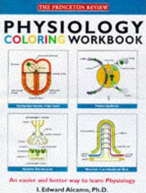 Physiology Colouring Workbook : Kenneth Axen : 9780679778509
