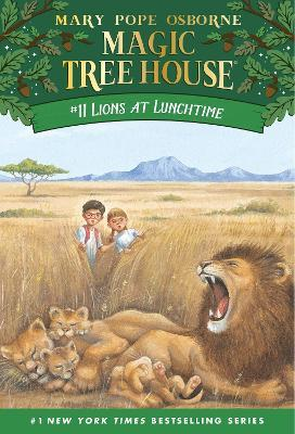 Magic Tree House 11 : Lions At Lunchtime