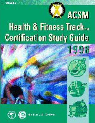 Health and Fitness Track Certification Study Guide