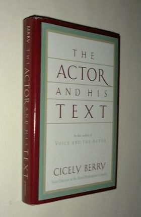 The Actor and His Text