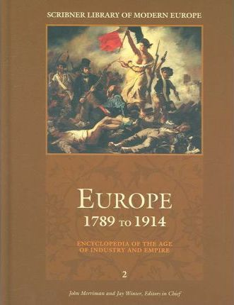 Europe 1789 to 1914