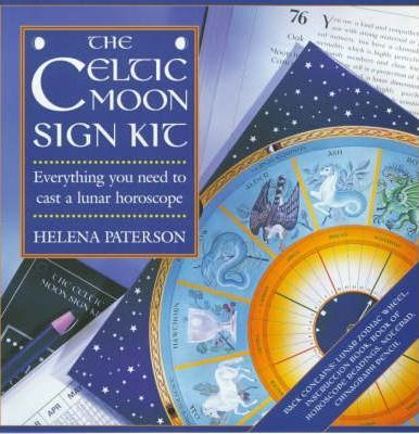The Celtic Moon Sign Kit : Helena Paterson : 9780684862187