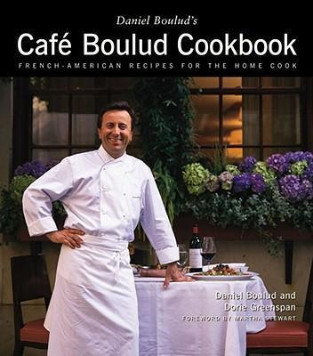 The Cafe Boulud Cookbook