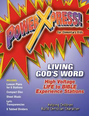 Powerxpress Living God's Word Anger Management Unit