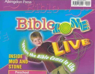 Biblezone Live! Preschool Kit Inside Mud and Stone