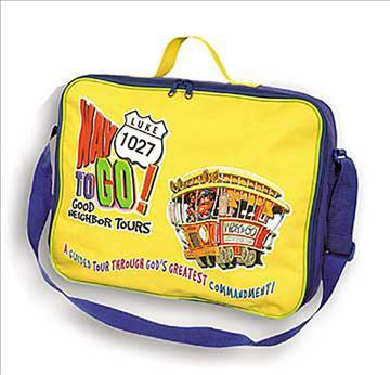 Way to Go! Vacation Bible School Starter Kit 2001 Vbs
