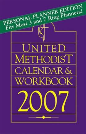 United Methodist Calendar and Workbook 2007, Personal Planner Edition