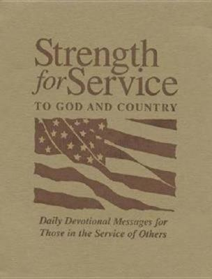 Strength for Service to God and Country (Tan)