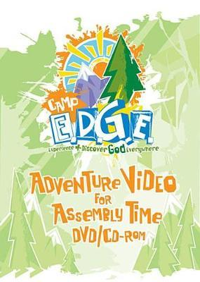 Vacation Bible School 2009 Camp E.D.G.E. Adventure Video for Assembly Time DVD/CD-ROM Vbs