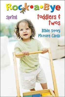 Rockabye Toddlers Two Bible Story Cards Spring