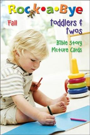 Rockabye Toddlers Twos Bible Story Cards Fall