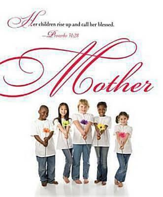 Mothers Day Children & Flowers Bulletin 2011, Large (Package of 50)