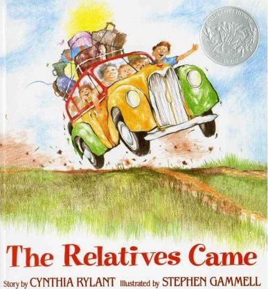 the relatives came book pdf
