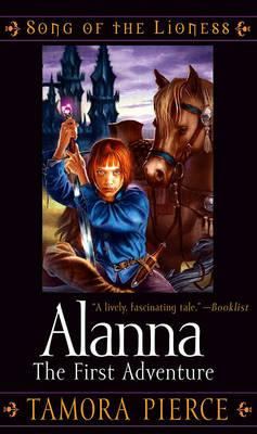 Alanna, the First Adventure