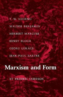 Marxism and Form
