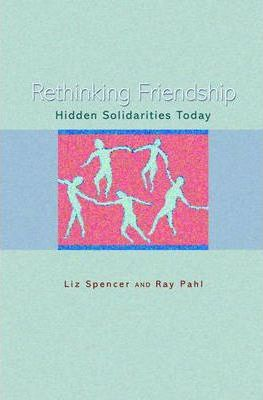 Rethinking Friendship