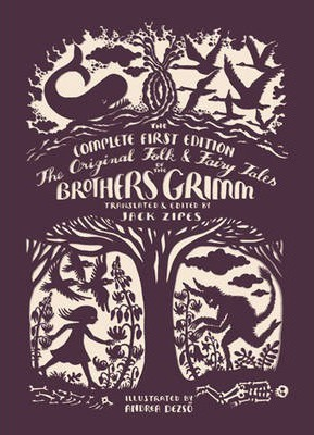 The Original Folk And Fairy Tales Of Brothers Grimm