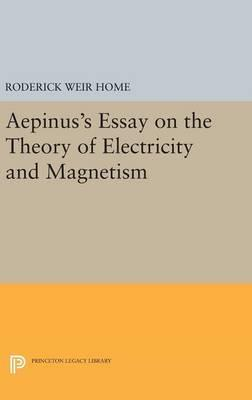 High School Essay Help Aepinuss Essay On The Theory Of Electricity And Magnetism Graduating From High School Essay also Narrative Essay Topics For High School Aepinuss Essay On The Theory Of Electricity And Magnetism  Compare And Contrast Essay About High School And College