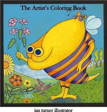 The Artist's Coloring Book