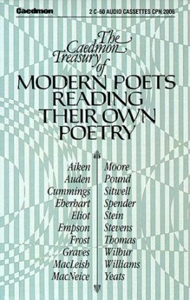 The Caedmon Treasury of Modern Poets Reading Their Own Poetry/Cpn 2006