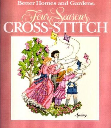 Better Homes and Gardens Four Seasons Cross-Stitch
